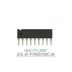 Circuito integrado BA4558S - MC4558S 9 pinos
