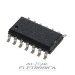 Circuito integrado CD40106 SMD