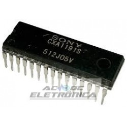 Circuito integrado CXA1191AS