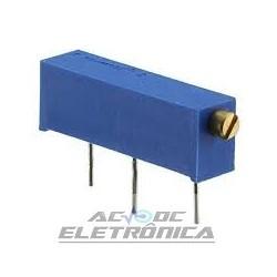 Trimpot 100R 3006P 15 Voltas