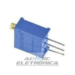Trimpot 500R 3296W 25 Voltas