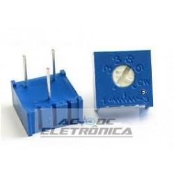 Trimpot 10R 3386 1 Volta