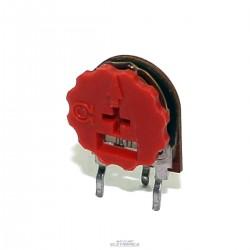 Trimpot 220R carvão vertical 14mm