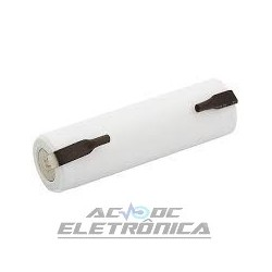 Pilha 1.2V 900MA AA Recarregavel C/terminal Bateria 1.2V 900MA AA Recarregavel C/terminal