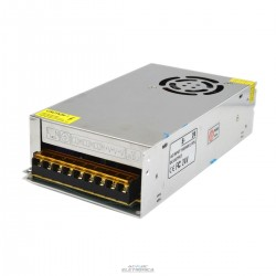FONTE 24V 15A 350W chaveada - Industrial