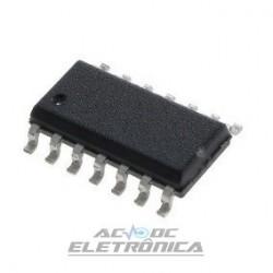 Circuito integrado UC2844 SMD - 14 pinos