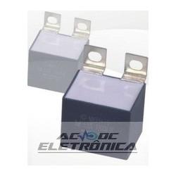 Capacitor polipropileno MKP 1uF x 1200v - 105 x 1200v