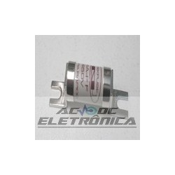 Fusivel ceramico 35A 660v 14x51mm ulltra rapido c/terminal
