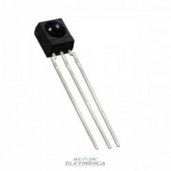 Receptor infravermelho 3738 3 pinos - 38kHz