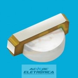 Led verde smd 1206 dome 3x1mm