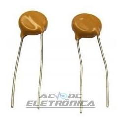 Varistor s10k 75V - 10D121