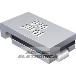 Fusível rearmável 0.5A 60v MFSM050-2-99 PPTC