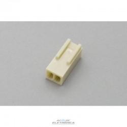 Conector KK 02 vias femea 2,50mm - 5051-02
