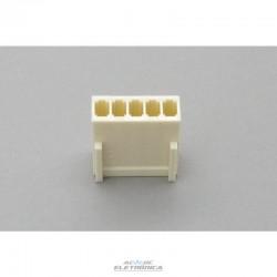 Conector KK 05 vias femea 2,50mm - 5051-05