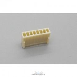 Conector KK 08 vias femea 2,50mm - 5051-08