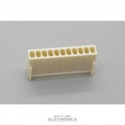 Conector KK 11 vias femea 2,50mm - 5051-11