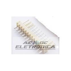 Conector KK 13 vias 180º macho 2,50mm PCI - 5045-13