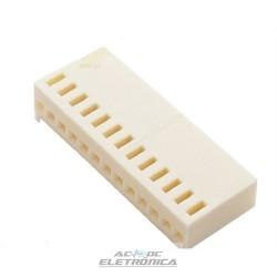 Conector KK 13 vias femea 2,50mm - 5051-13