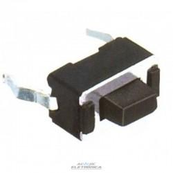 Chave tactil KFC-A06-3x6x5mm 2T 180º