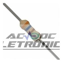 Resistor 360R 1/4w 5% - Laranja azul marrom dourado