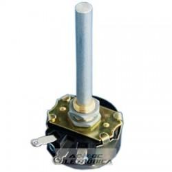 Potenciometro fio 10K 4W 30mm eixo aluminio 90mm 10%