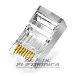 Conector RJ45 8x8 modular