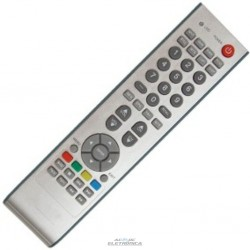 Controle TV LCD H-Buster C01234