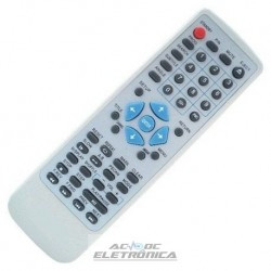 Controle DVD Tronics C01032