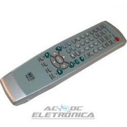 Controle DVD Philco PCR-101 C01059