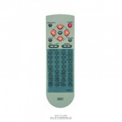 Controle DVD Philips RC2K72 C0985