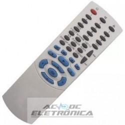 Controle DVD Philco/Gradiente C01048