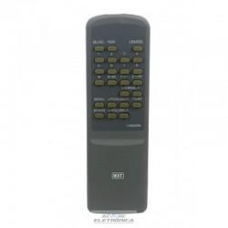 Controle TV Mitsubishi C0858