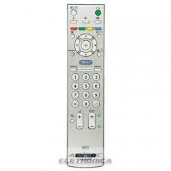 Controle TV LCD Sony C0780