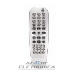 Controle DVD Philips  RC2K12 - C0988