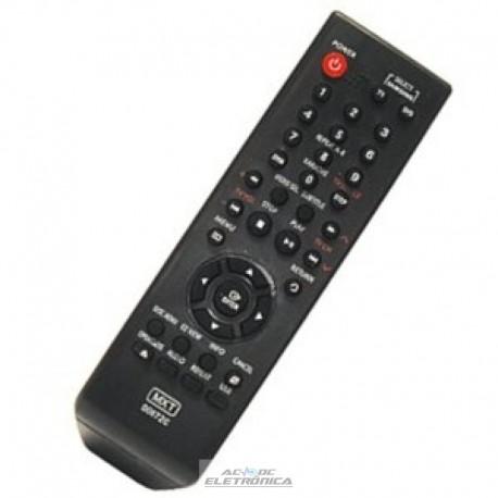Controle TV/DVD Samsung 00072C - C01060
