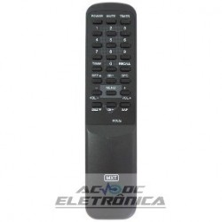 Controle TV Philco PCR34 - C0883