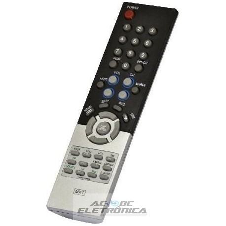 Controle TV LCD/LED Samsung BN59-00490A - C0776