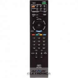 Controle TV LCD Sony RM-YD047 - C01201