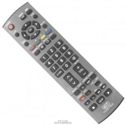 Controle TV Plasma Panasonic Viera - C01175