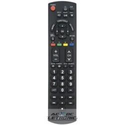 Controle TV LCD Panasonic N2QAYB000570 - C01254