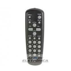 Controle TV RCA Universal - C01007