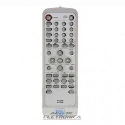 Controle DVD Britânia D3000 - C0800