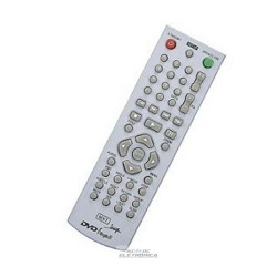 Controle DVD Britânia Fama 3 - C01050