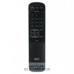 Controle TV Philco PCR31 - C0882