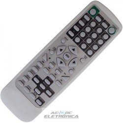 Controle DVD CCE RC207 - C0827