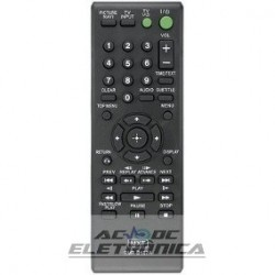 Controle DVD Sony D187A - C01068