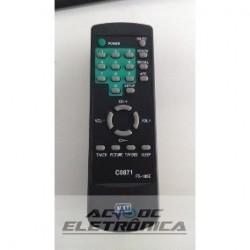 Controle TV Gradiente FS185E - C0871