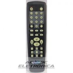 Controle TV Gradiente - GV412