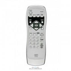 Controle TV LCD Gradiente CR-P42 - C01061