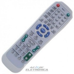 Controle DVD Gougar RCK7 - C01025